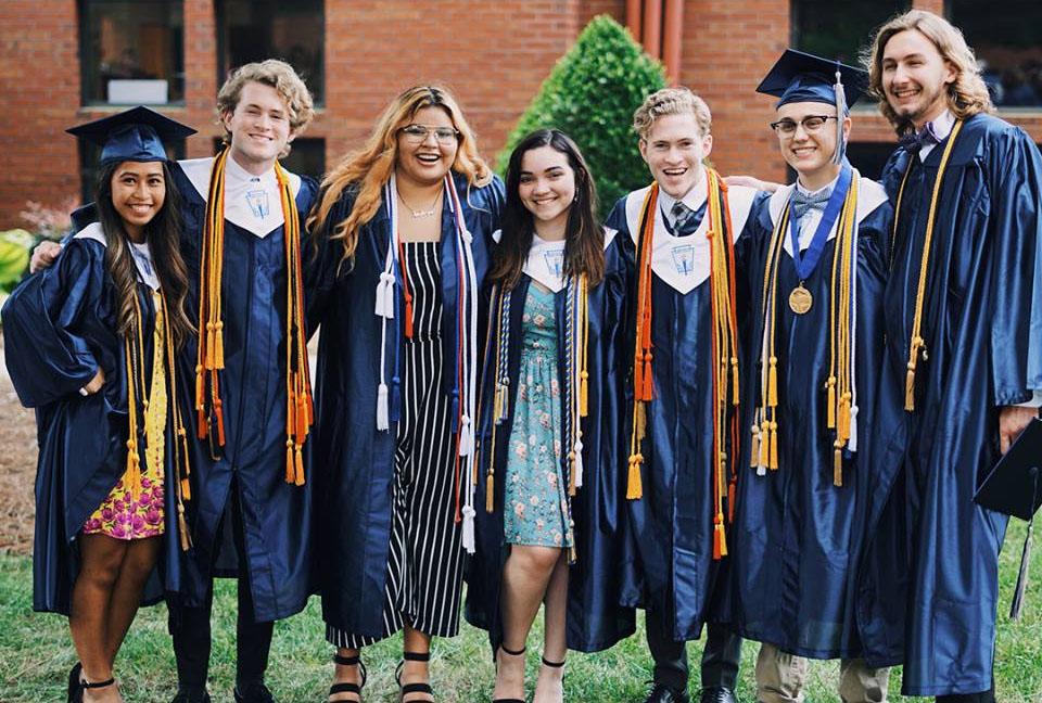 Queens Grant High School Graduates